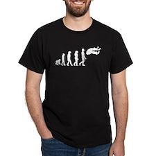 Long Jump Evolution T-Shirt