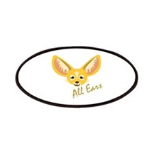 All Ears Patches