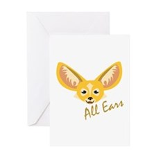 All Ears Greeting Cards
