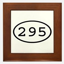 295 Oval Framed Tile
