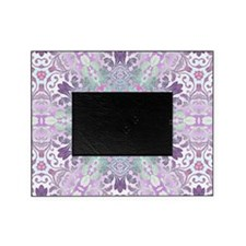vintage bohemian abstract pattern Picture Frame