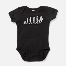 Rugby Evolution Baby Bodysuit