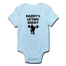 Daddys Lifting Buddy Body Suit
