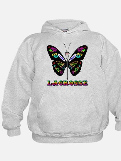 Lacrosse Butterfly Hoody