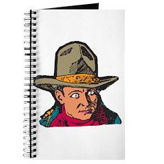 Movie Cowboy #1 Journal