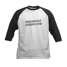 Dangerously Overeducated Baseball Jersey