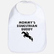Mommys Equestrian Buddy Bib