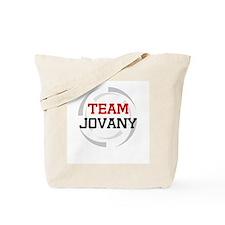 Jovany Tote Bag
