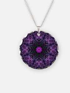 Cool Fuschia Necklace