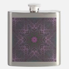 Cute Purple Flask