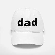 Father's Day Dad Title Baseball Baseball Cap