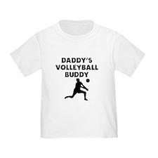 Daddys Volleyball Buddy T-Shirt