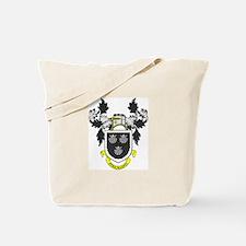 STRICKLAND Coat of Arms Tote Bag