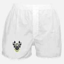 STRICKLAND Coat of Arms Boxer Shorts