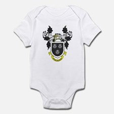 STRICKLAND Coat of Arms Infant Bodysuit
