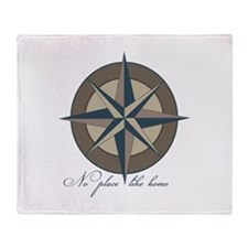 No Place Like Home Throw Blanket
