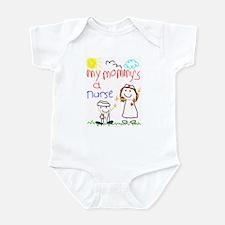 Nurse Mommy! Infant Bodysuit