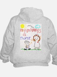 Nurse Mommy! Hoodie