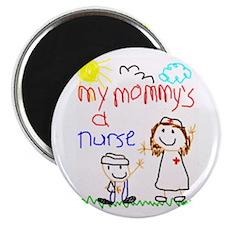 Nurse Mommy! Magnet