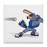 Blue jay Drink Coasters