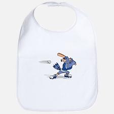 blue jay baseball Bib