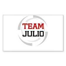 Julio Rectangle Decal