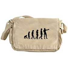 Boxing Evolution Messenger Bag