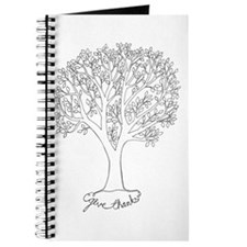 Give Thanks Tree Journal