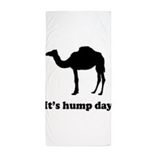 It's hump day Beach Towel