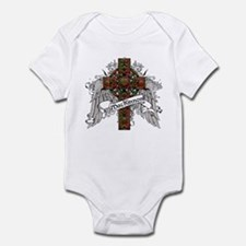 MacKinnon Tartan Cross Infant Bodysuit