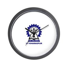 IIT Kharagpur Wall Clock