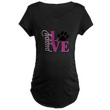 Puppy Love Maternity T-Shirt