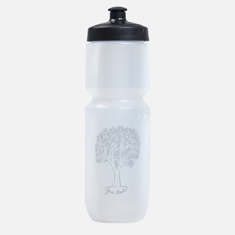 Give Thanks Tree Sports Bottle