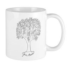 Give Thanks Tree Mugs