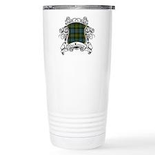 MacKenzie Tartan Shield Travel Mug