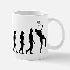 Badminton Evolution Mugs