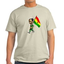 Bolivia Girl T-Shirt