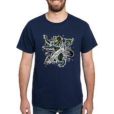 MacKenzie Tartan Lion T-Shirt