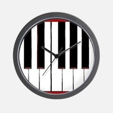 One Octave Wall Clock