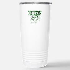 Oregon Roots Stainless Steel Travel Mug