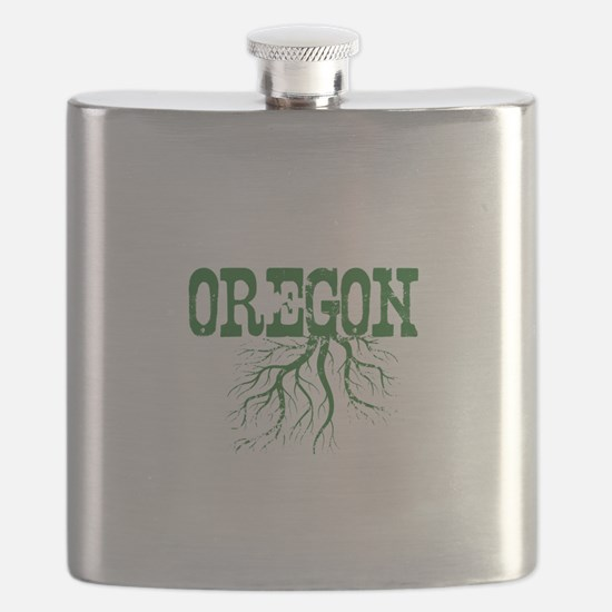 Oregon Roots Flask