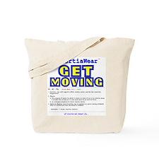 Inertia Definition - Get Movi Tote Bag