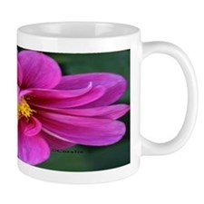 Dahlia Flower Bloom Mugs