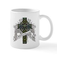 MacKenzie Tartan Cross Small Mug
