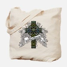 MacKenzie Tartan Cross Tote Bag