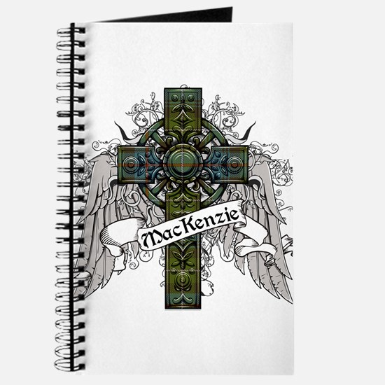 MacKenzie Tartan Cross Journal