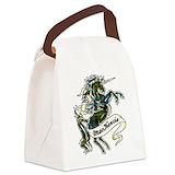 Mackenzie Canvas Lunch Bag