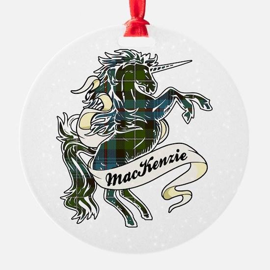 MacKenzie Unicorn Ornament