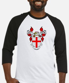ST GEORGE 1 Coat of Arms Baseball Jersey