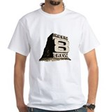 Cklw Mens White T-shirts